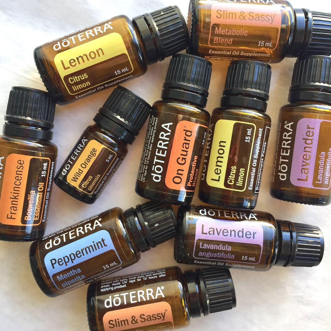 16 Essential Oils for Tension in the Head &Neck