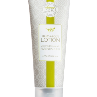 Indulge your skin in doTERRA SPA Hand & Body Lotion—a light, non-greasy formula that contains jojoba and macadamia seed oils, murumuru and theobroma seed butters, and nourishing plant extracts. This lightweight lotion absorbs quickly to leave skin feeling silky soft and smooth. Ideal for both hands and body, this lotion pairs perfectly with essential oils, allowing you to create a personalized aromatic experience from head to toe.