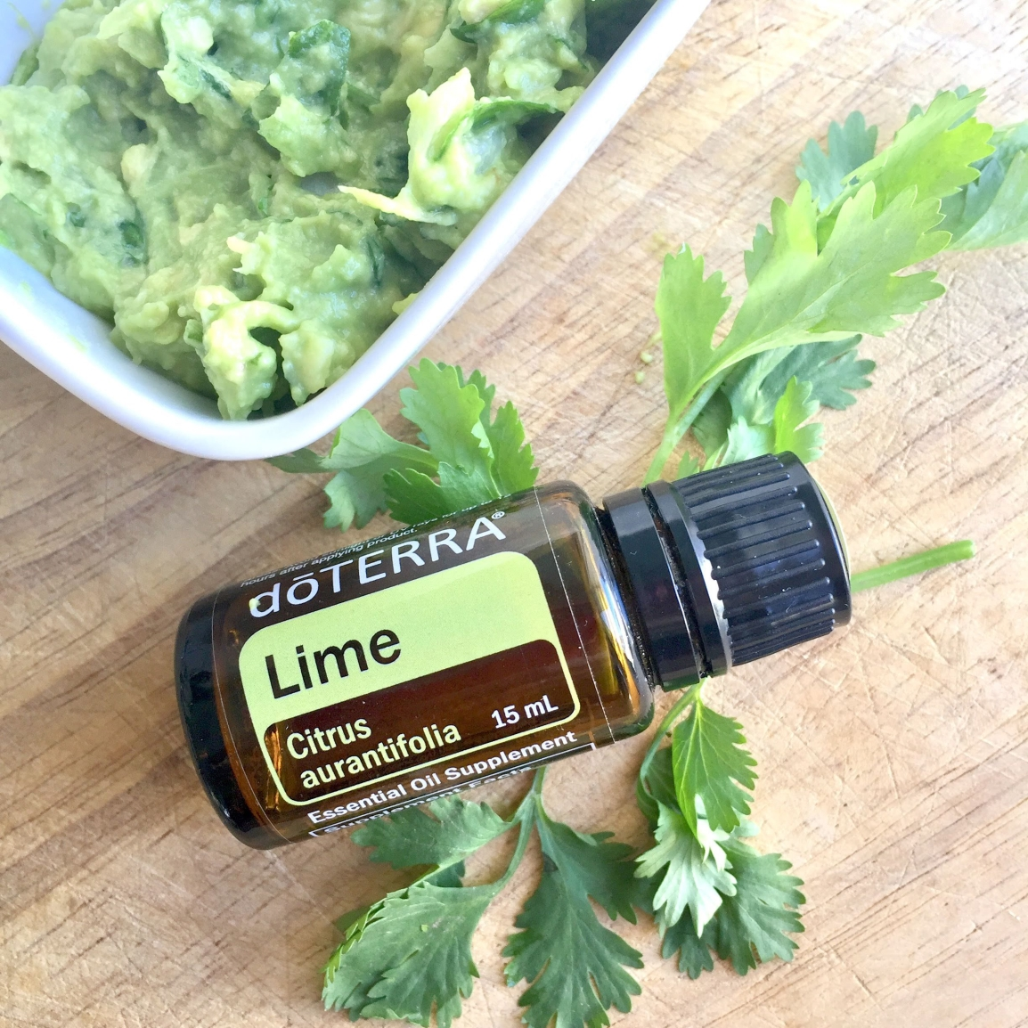How To Use Essential Oils InGuacamole